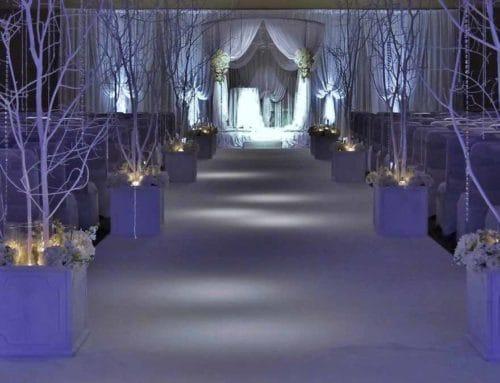 11/26/16 Winter Wonderland Wedding