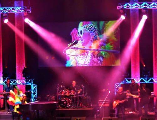 1/16/2016 Tokyo Joe – Sir Elton John Tribute – Koger Center Columbia SC