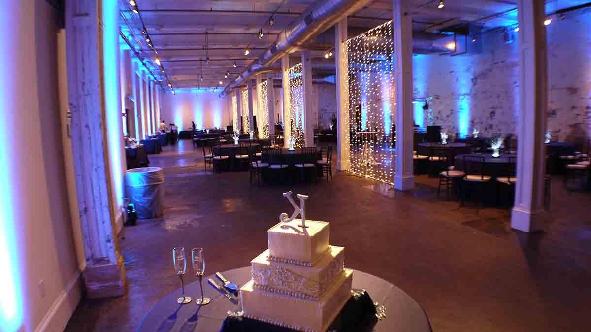 Ambient Media Valene Sims Wedding