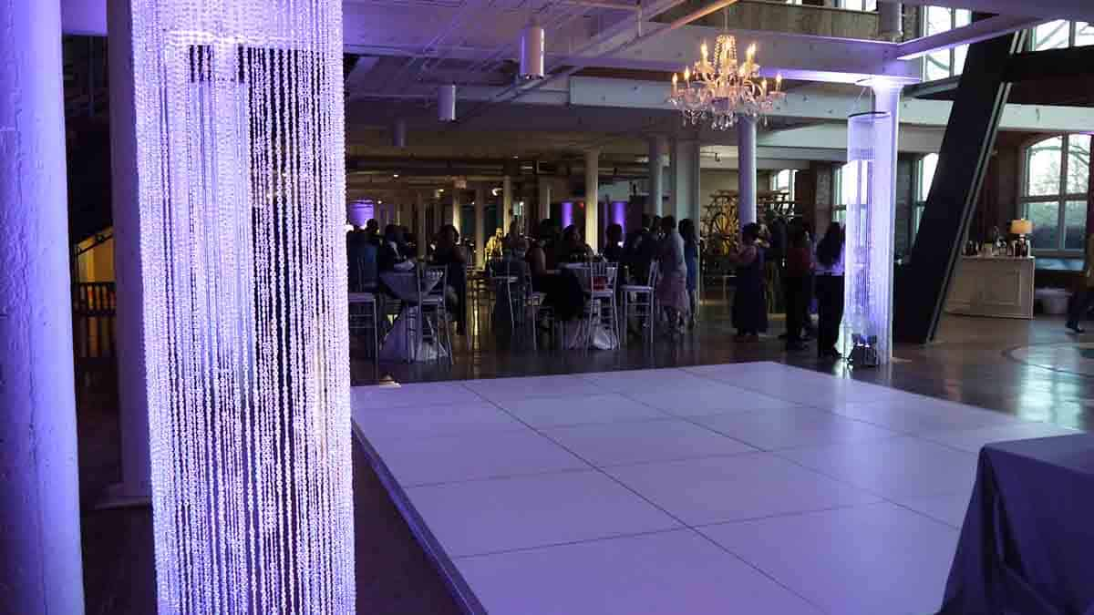 Ambient Media SC Event lighting, Audio and Displays