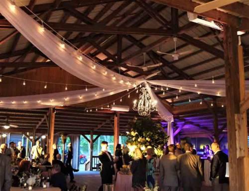 10/22/2016 Cricket Newman Designs Wedding at San Souci Pavilion Sumter SC
