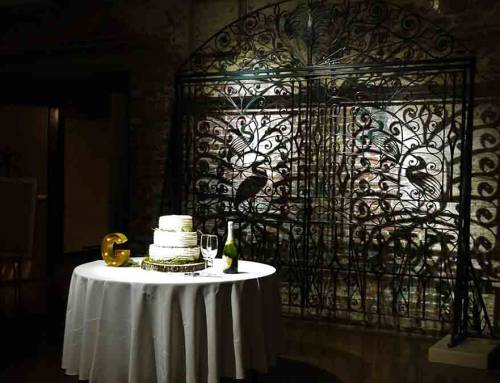 """A """"Southern Garden"""" themed wedding at The SC State Museum"""