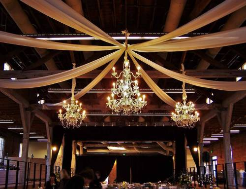 Shedding some Light on Chandeliers by Erin Bates