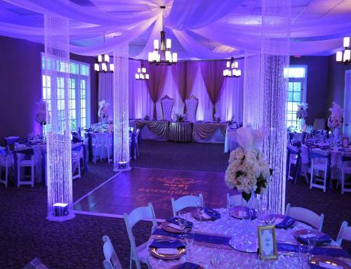 Lena Jackson Cobblestone Park Clubhouse Wedding