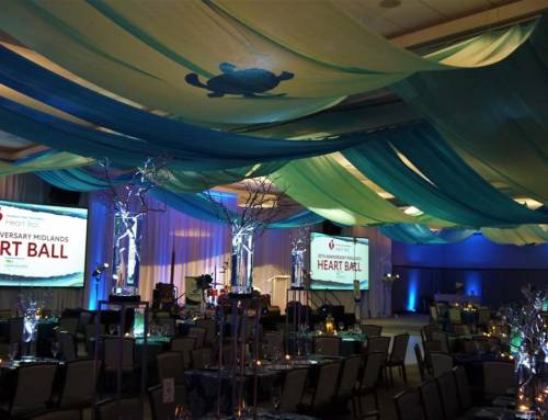 """""""Under the Sea"""" at the 30th Annual MIdlands Heart Ball"""